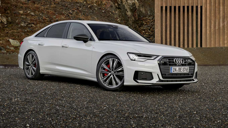2020 Audi A6 Comes Spy Shoot