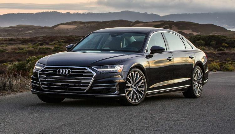 Audi A8 2020 Review