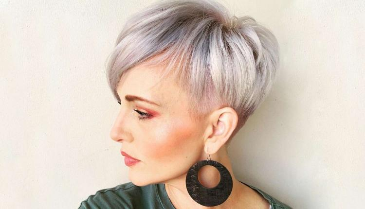 Haley Young Short Hairstyles