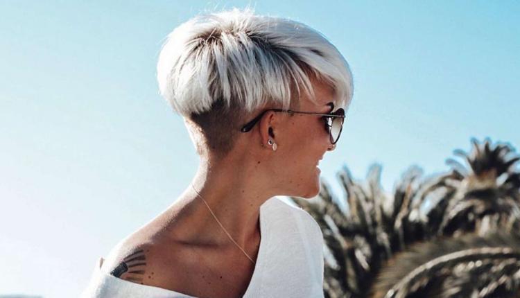 Henriette Gebhardt Short Hairstyles
