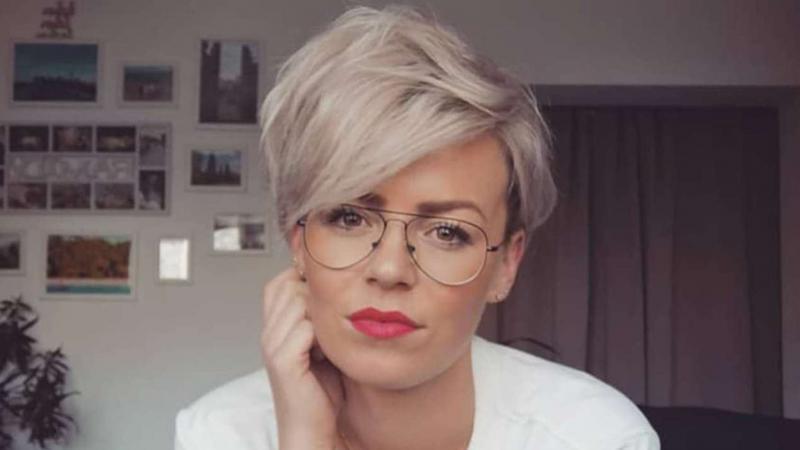 Lisa Maria Short Hairstyles