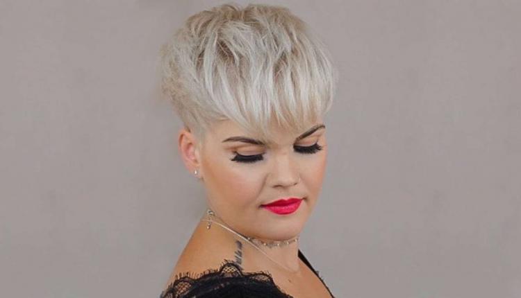 Lisa Rasa Short Hairstyles