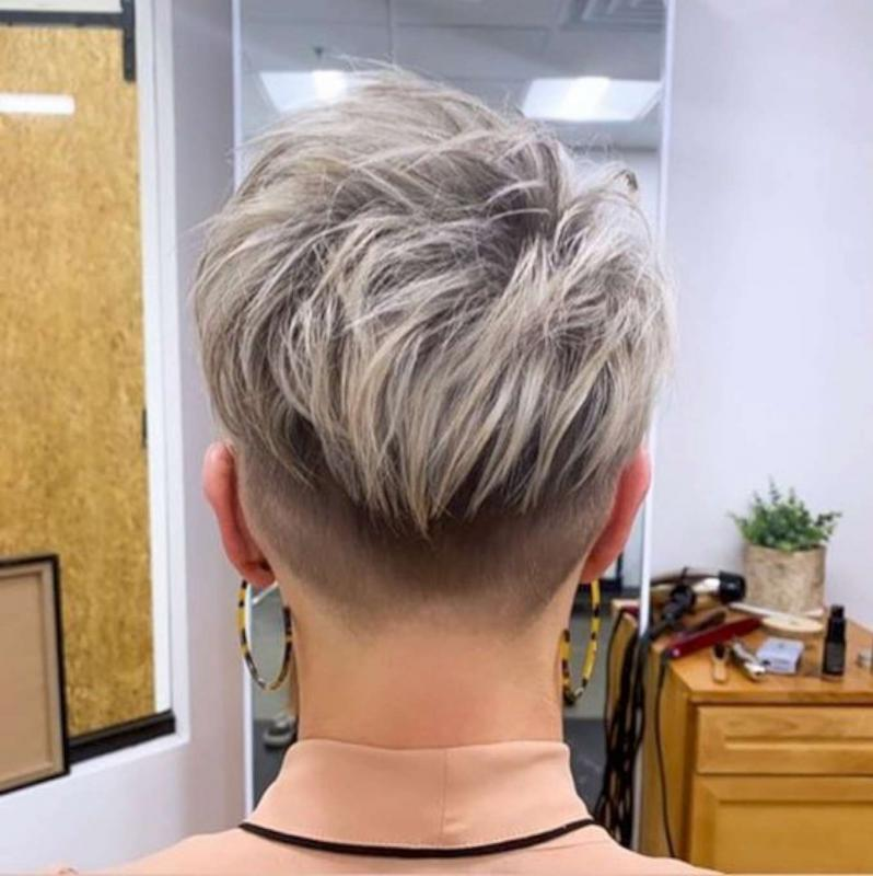 Donnie Flaherty Short Hairstyles – 2