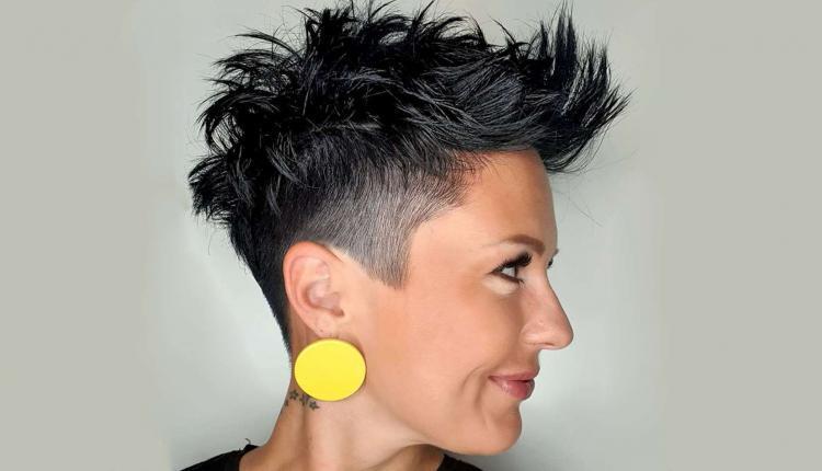Evelyn Poetz Short Hairstyles