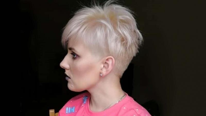 Magenta Bubblegum Short Hairstyles