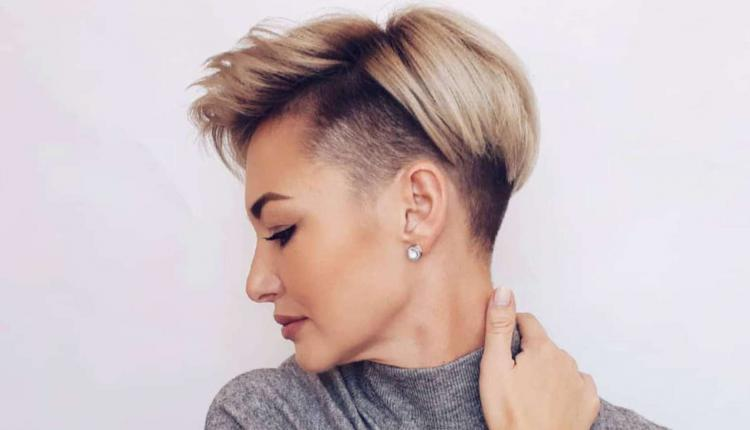 Natalie Vorobieva Short Hairstyles