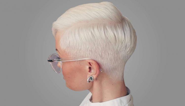 Sandra Jonsson Short Hairstyles