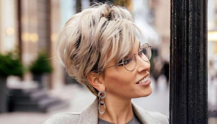 Darina Shurdukalova Short Hairstyles