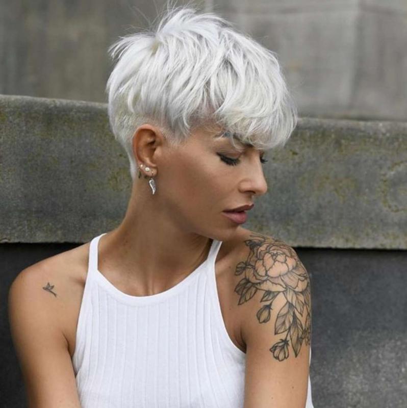 Fannie Wilkens Short Hairstyles – 2