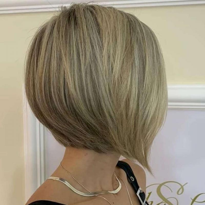 Luisa Thompson Short Hairstyles – 2