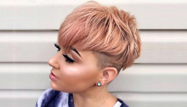 Renee Short Hairstyles