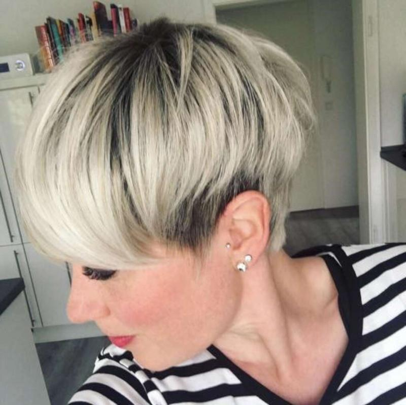 Sara James Short Hairstyles – 2