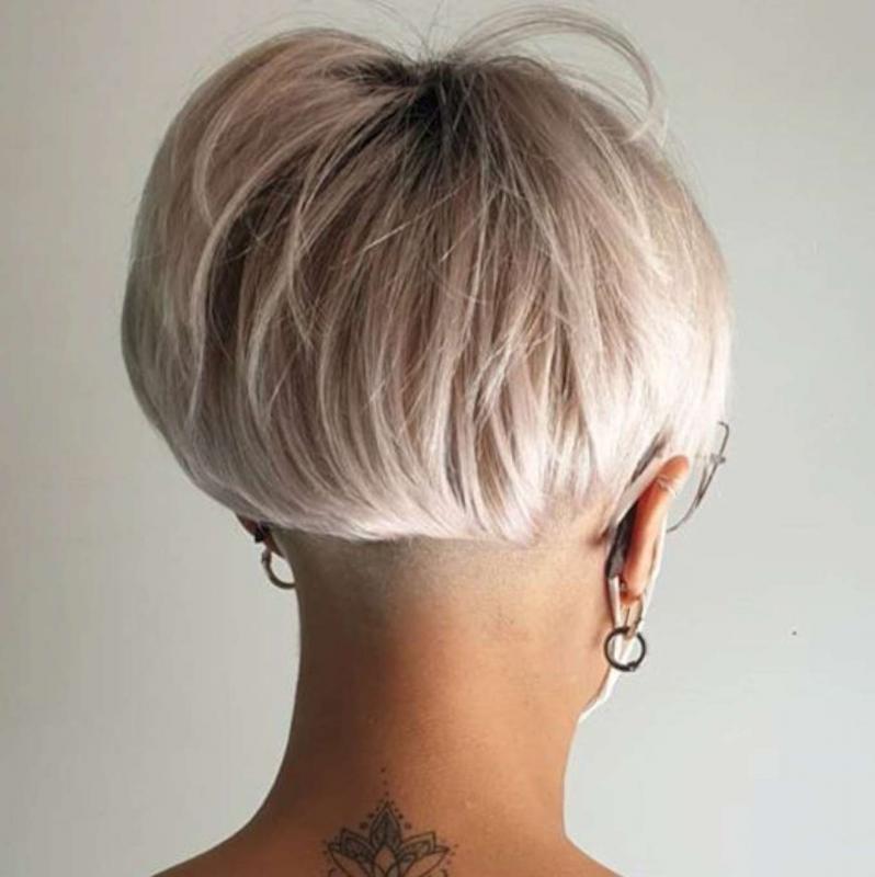 Sonia Short Hairstyles – 1