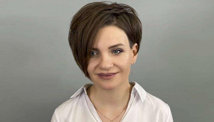 Rachel Allen Short Hairstyles