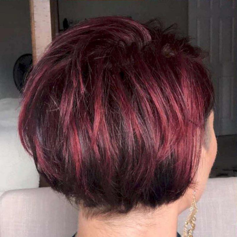 Bonnie Angus Short Hairstyles – 3