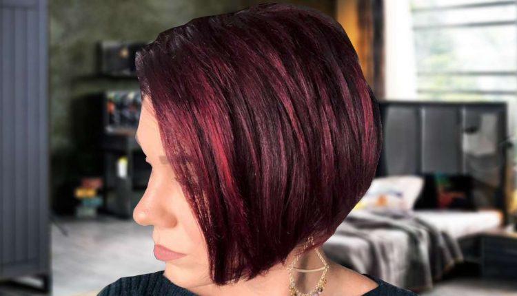Bonnie Angus Short Hairstyles