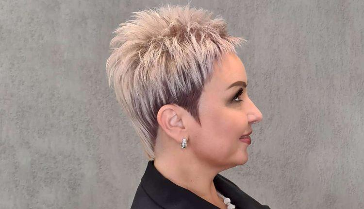 Ernestne Martin Short Hairstyles