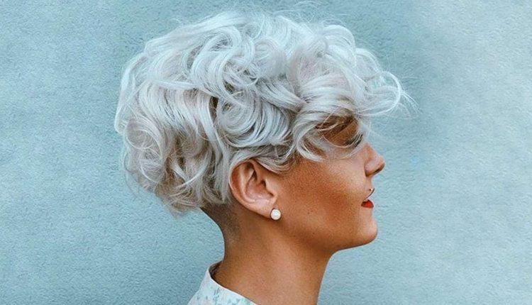 Evamaria Schönholz Short Hairstyles