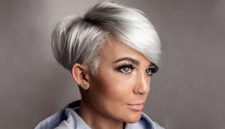 Hennie Gebhardt Short Hairstyles