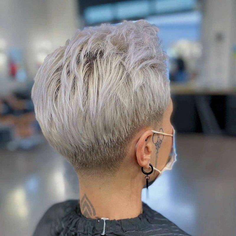 Kaitlyn Short Hairstyles – 1