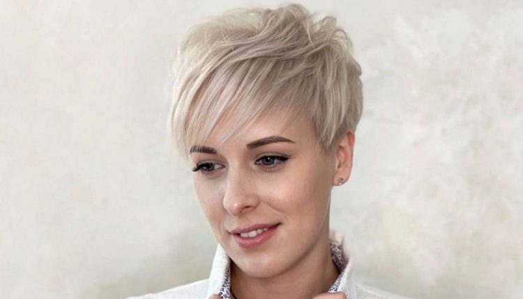 Maribel Harris Short Hairstyles