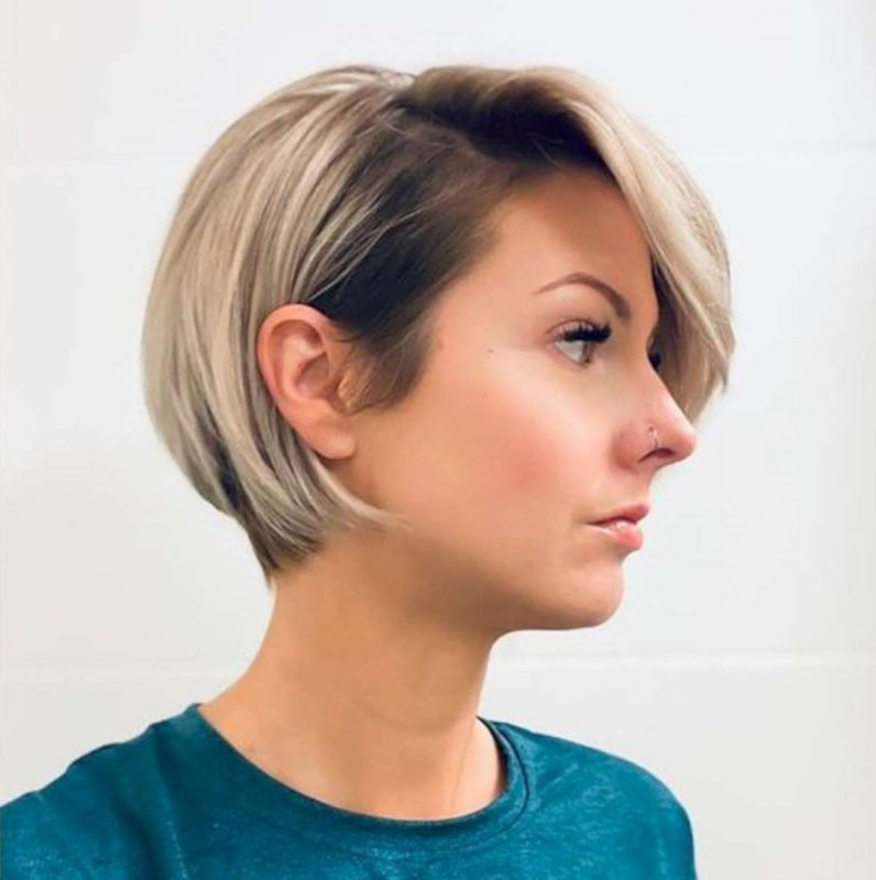 Penny Wright Short Hairstyles – 1