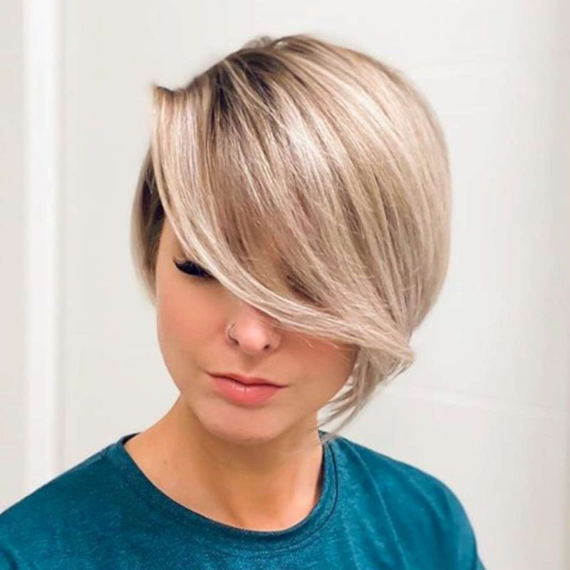 Penny Wright Short Hairstyles – 2