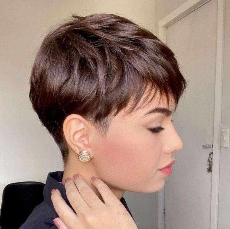 Paloma Bessa Short Hairstyles – 1