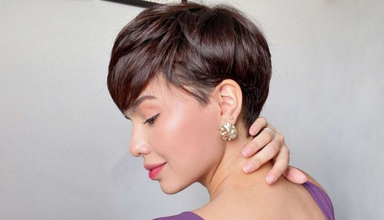 Paloma Short Hairstyles