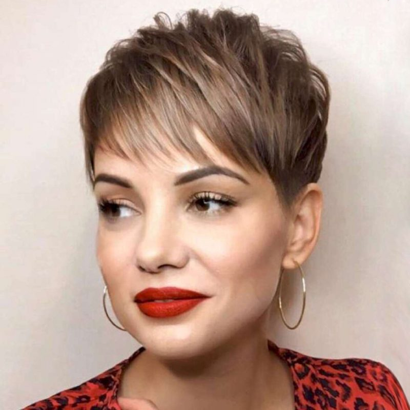 Francine Hall Short Hairstyles – 2