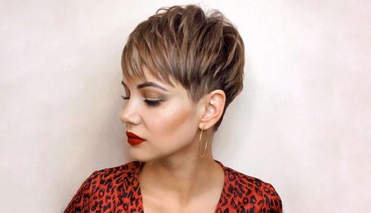 Francine Hall Short Hairstyles