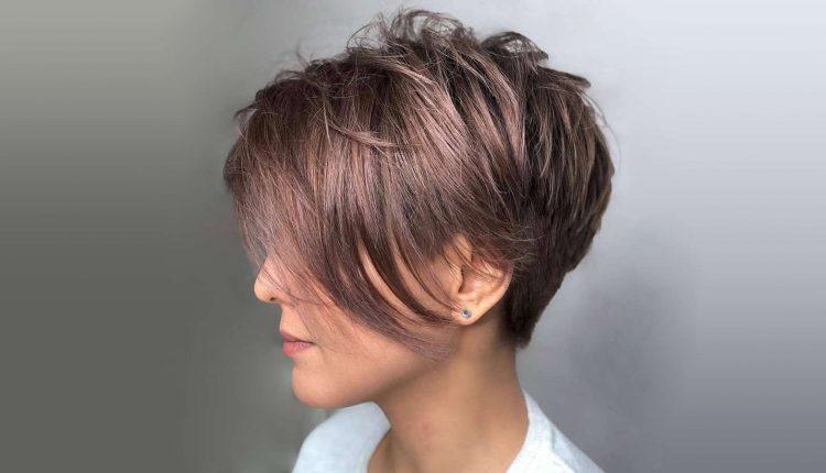 Frankie Moore Short Hairstyles