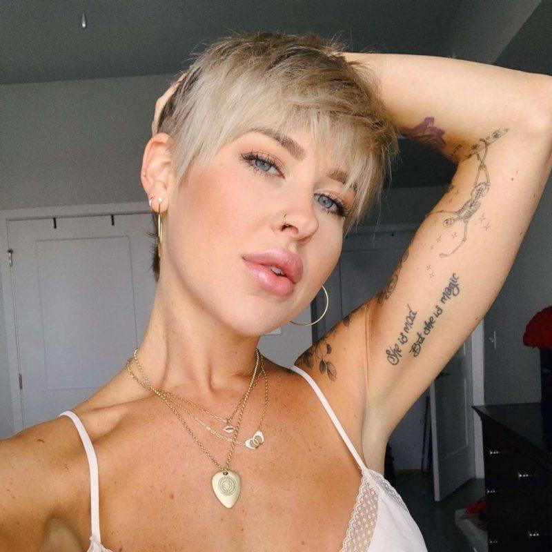 Jaimie Blum Short Hairstyles – 1