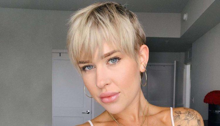 Jaimie Blum Short Hairstyles