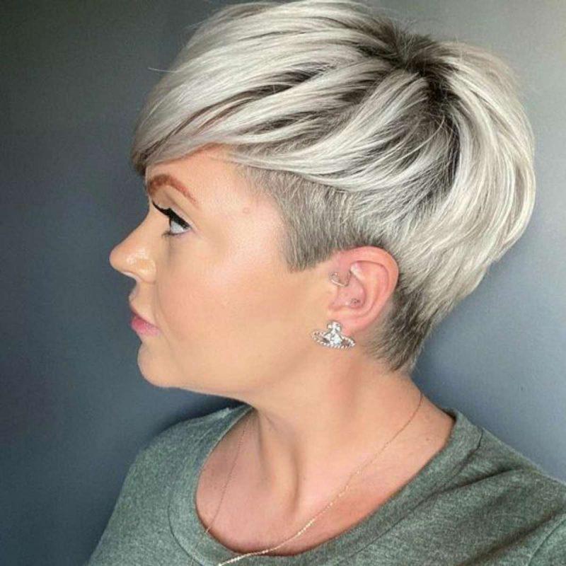 Jen Curnow New Short Haircut – 1