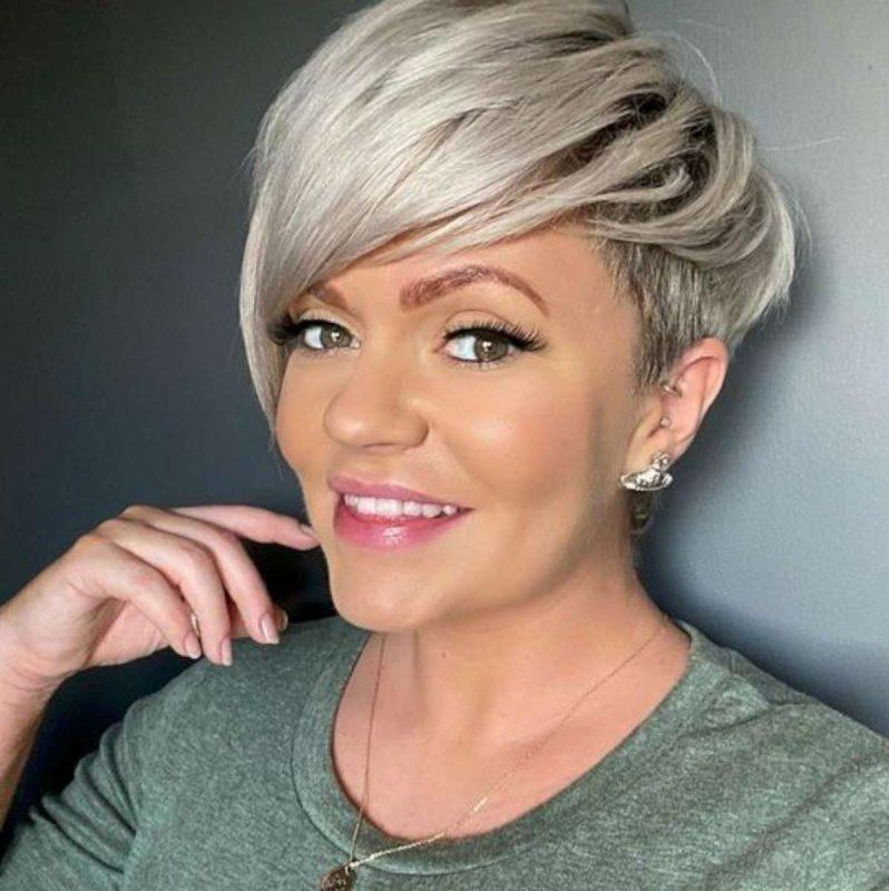 Jen Curnow New Short Haircut – 2