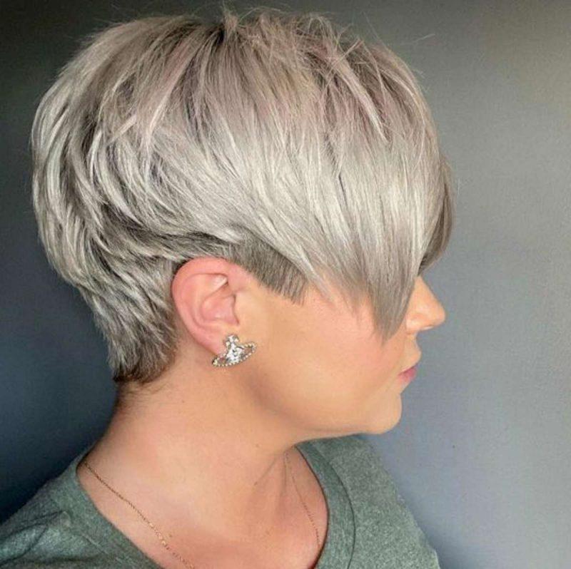 Jen Curnow New Short Haircut – 3