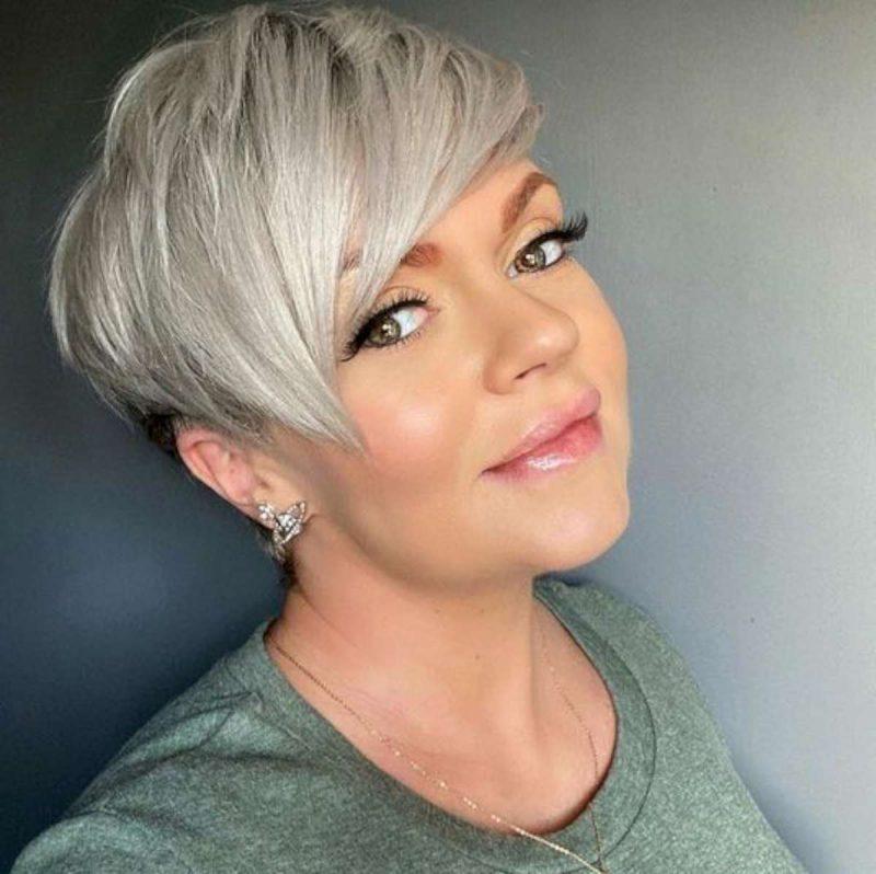 Jen Curnow New Short Haircut – 4