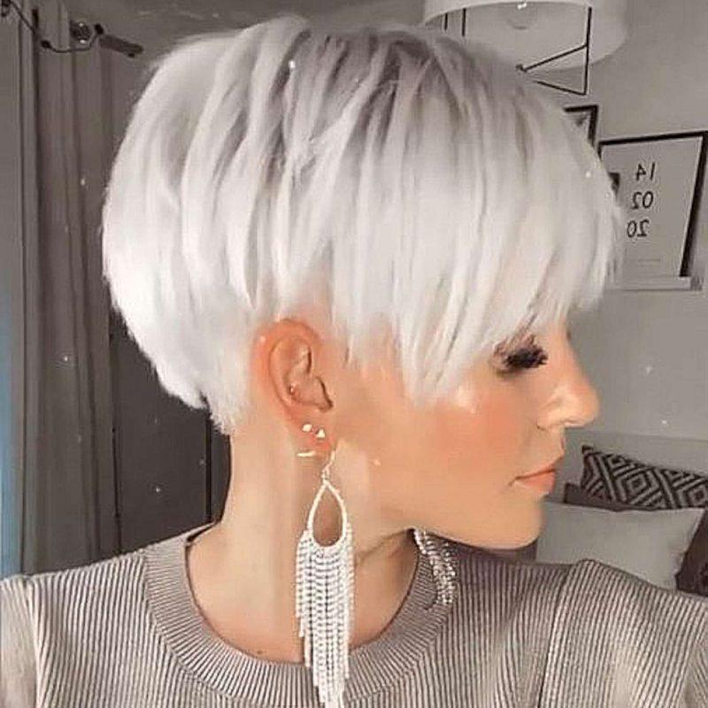 Madeleine Short Hairstyles - 2