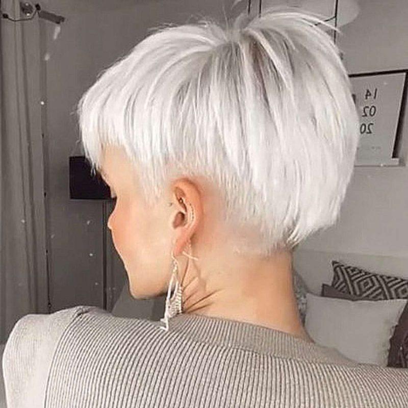 Madeleine Short Hairstyles - 4