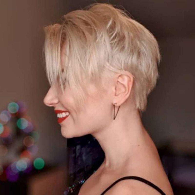 Nataly Rotman Short Hairstyles – 2
