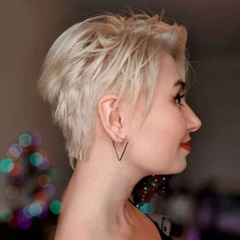 Nataly Rotman Short Hairstyles – 3
