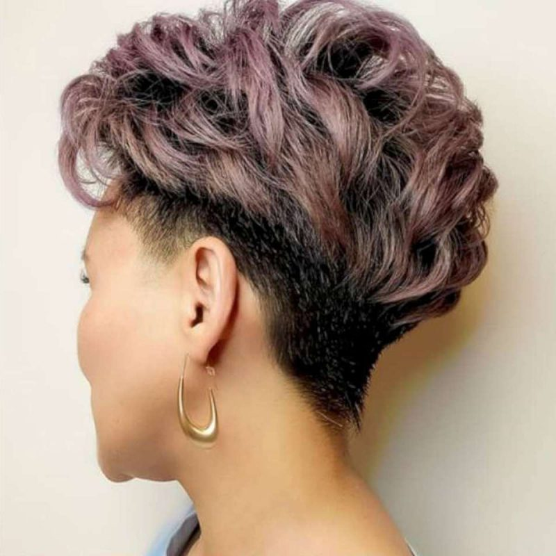 Victoria Harris Short Hairstyles - 3