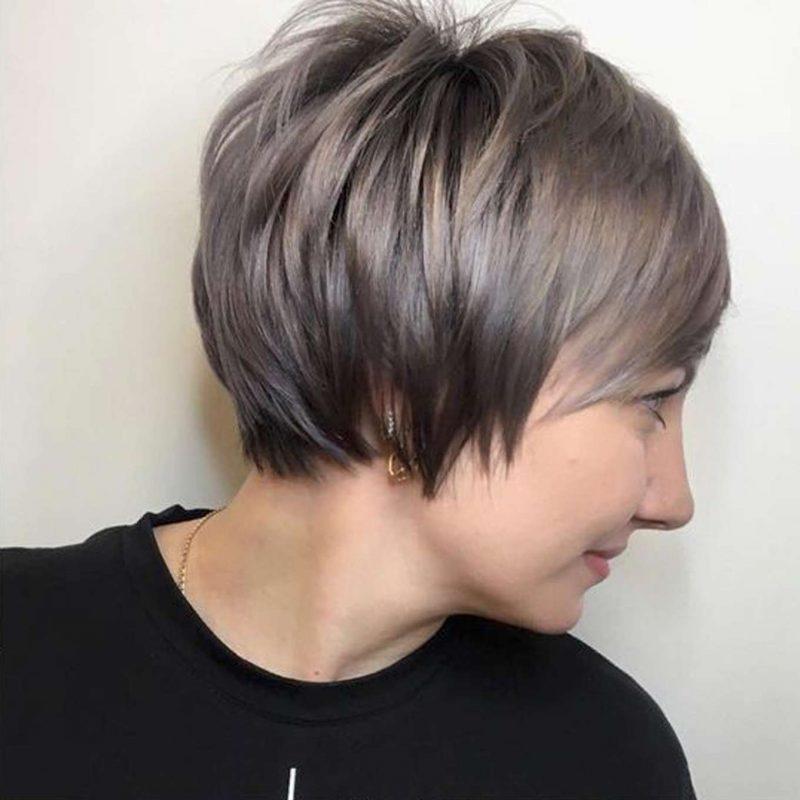 Ofelia Ramirez Short Hairstyles – 2