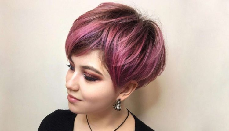 Sherrie Hill Short Hairstyles