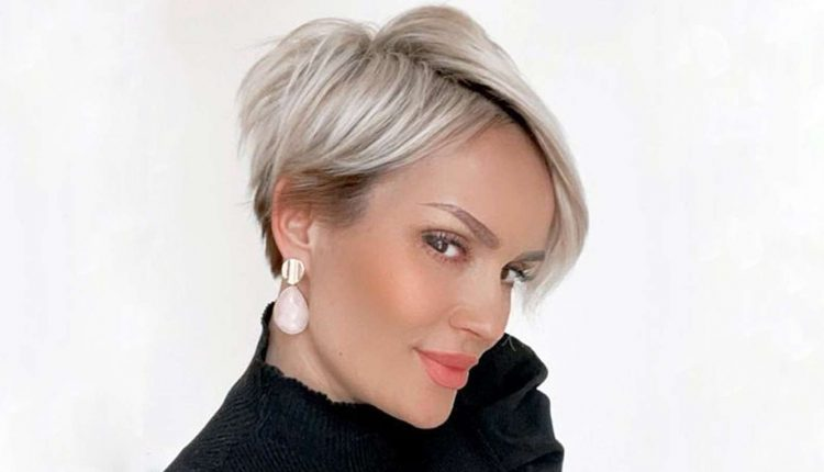 Janine Parker Short Hairstyles