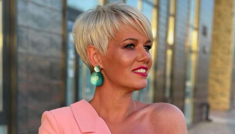 Nina Surova Short Hairstyles