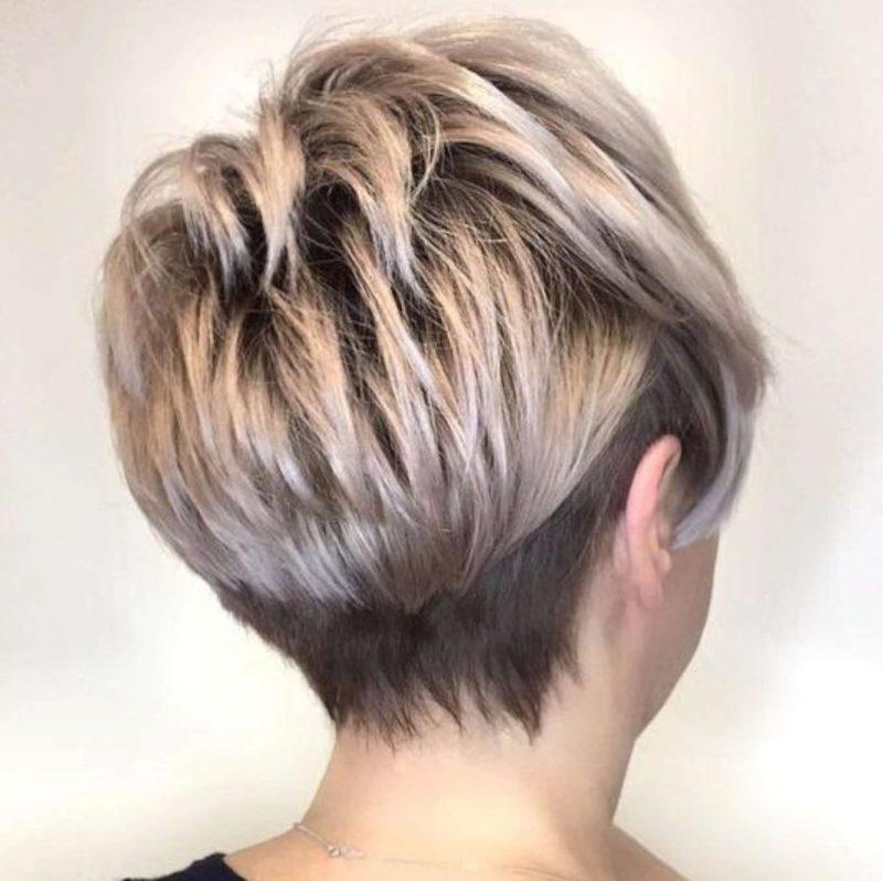 Ashlee Brooks Short Hairstyles - 1