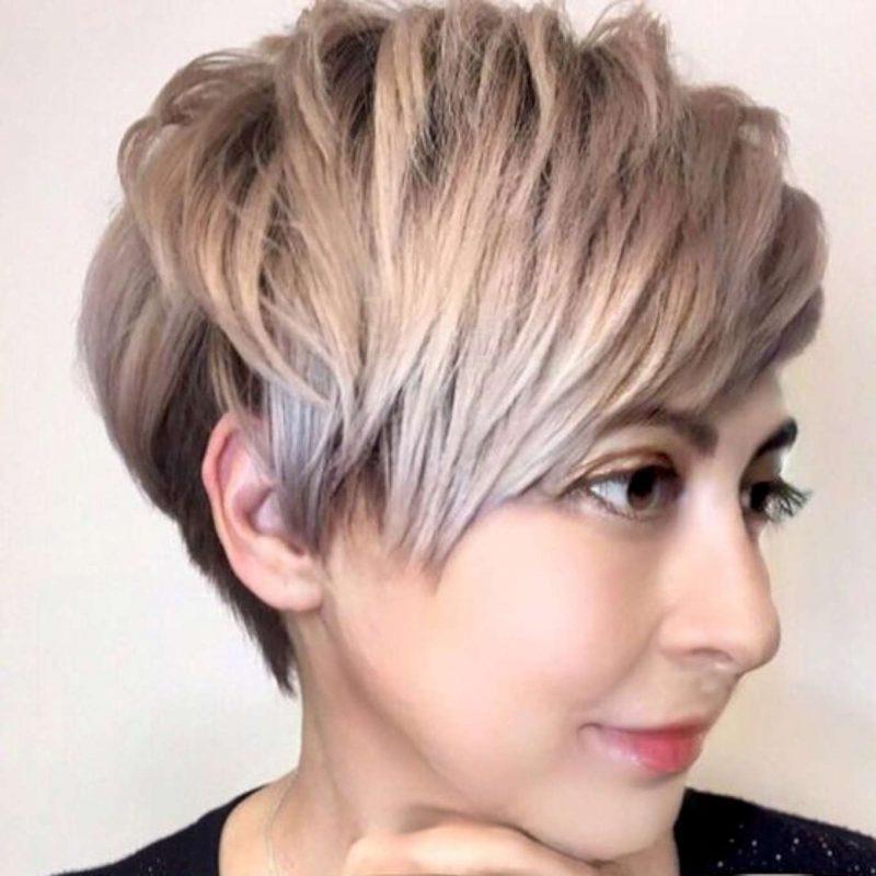 Ashlee Brooks Short Hairstyles - 3
