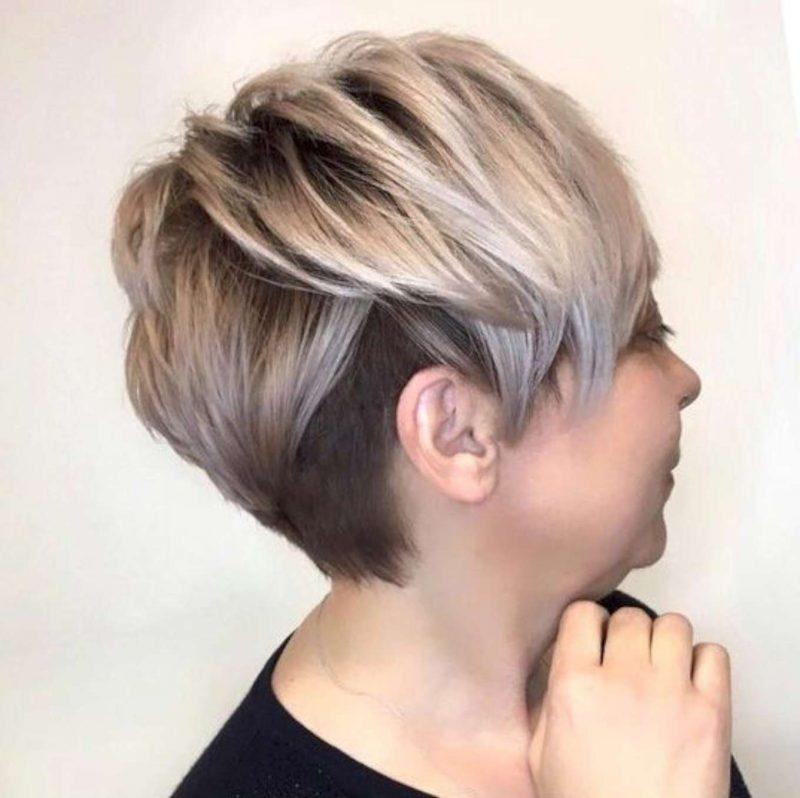 Ashlee Brooks Short Hairstyles - 4